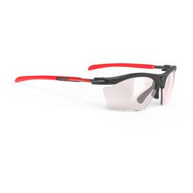 Rudy Project Rydon Slim Glasses carbonium - impactx 2 laser red
